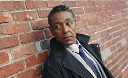 Giancarlo Esposito Books Return to Once Upon a Time