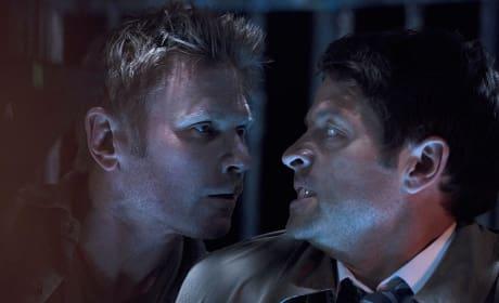 Lucifer vs. Castiel - Supernatural Season 11 Episode 10
