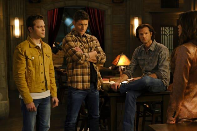 Supernatural Season 15 Episode 17 Review: Unity – Jimmy
