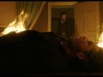 The Fire Burns
