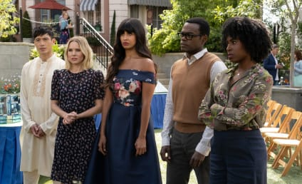 The Good Place Season 4 Episode 6 Review: A Chip Driver Mystery