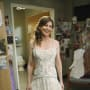 Meredith Grey Wedding Dress