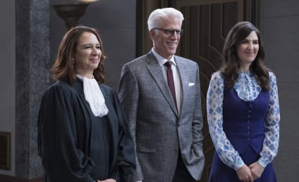 The Good Place Season 2 Episode 13 Review: Somewhere Else