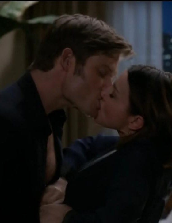 Steamy Amelink Hookup - Grey's Anatomy Season 15 Episode 17
