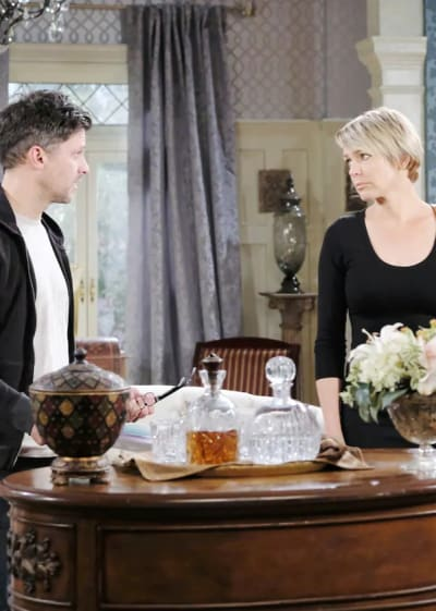 Nicole Lashes Out - Days of Our Lives