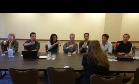 Royal Pains Interview: A Toast to 8 Great Seasons!