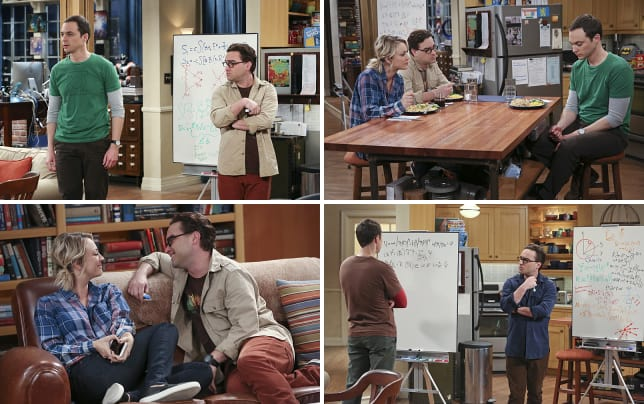 Solve this puzzle the big bang theory s9e10