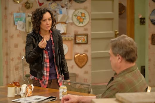 Darlene's Angry - Roseanne