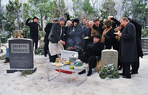Grave Site Tailgating