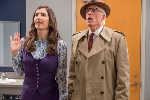 Drastic Measures - The Good Place