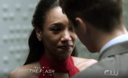 The Flash Promo: The Fight Is On To Save Iris!