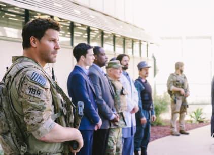 Watch SEAL Team Season 1 Episode 18 Online