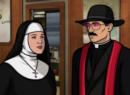 Watch Archer Season 4 Episode 11 Online