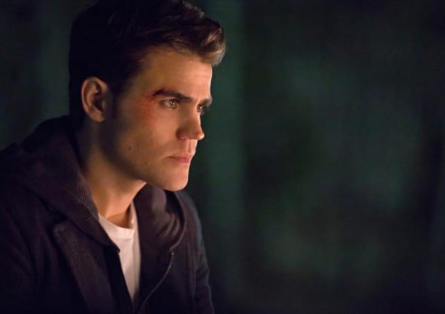 Contemplating His Future - The Vampire Diaries Season 8 Episode 14