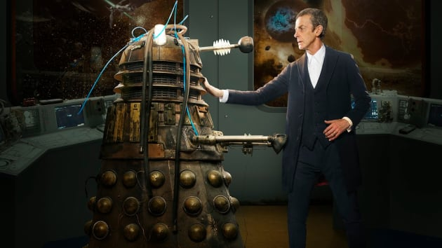 The Doctor Can Help - Doctor Who