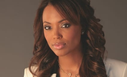 Aisha Tyler to Ring in Christmas on Glee