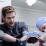 Giving Blood - Tall - The Resident Season 2 Episode 21