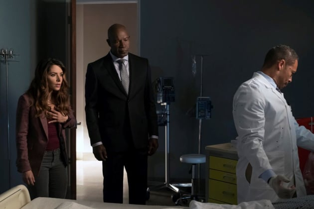 Client Failing - Reverie Season 1 Episode 6