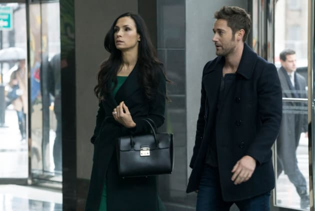 Meeting Up - The Blacklist: Redemption Season 1 Episode 1