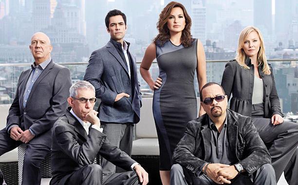 Law & Order: SVU Cast Pic