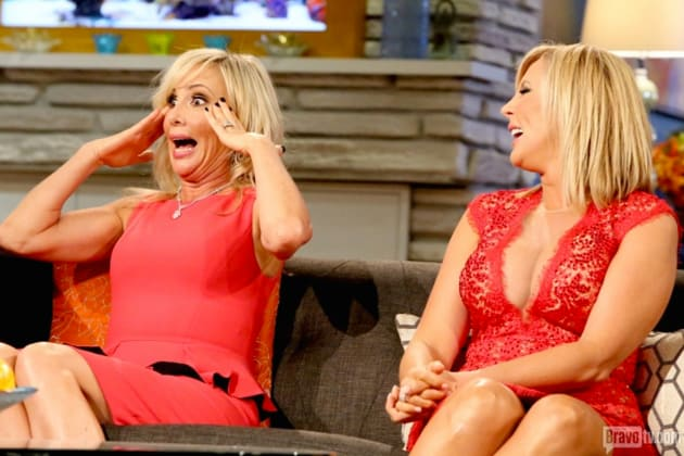 Going Nuts on The Real Housewives of Orange County Season 9 Episode 20