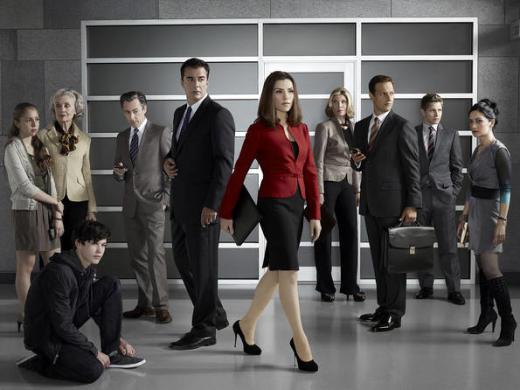 The Good Wife Cast Photo