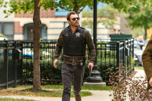 Ruzek On The Beat - Chicago PD Season 4 Episode 8