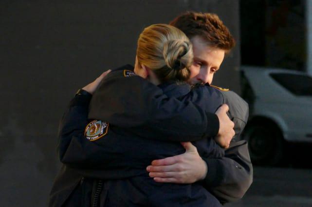 Eddie Saves Jamie's Life