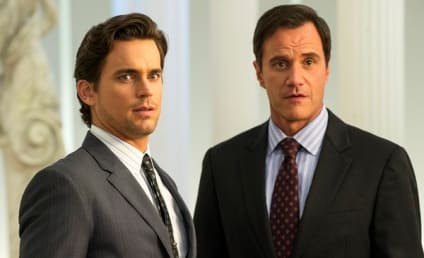 White Collar: Matt Bomer Confirms 'Real Conversations' About Revival