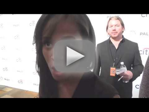 Nicole Beharie PaleyFest Interview