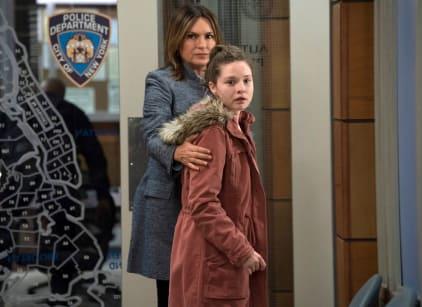 Watch Law & Order: SVU Season 20 Episode 13 Online