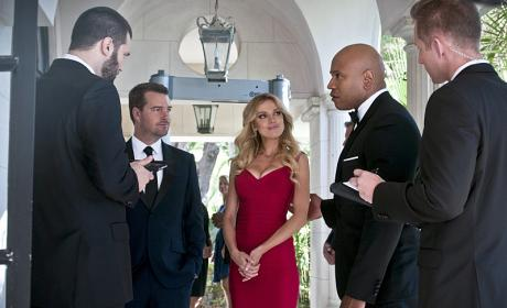 The Gala - NCIS: Los Angeles