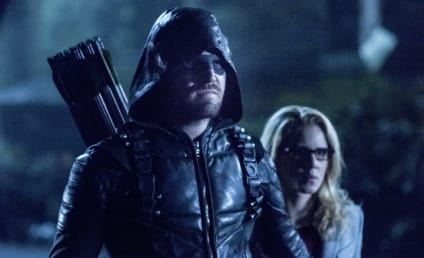 Arrow Season 6 Episode 14 Review: Collision Course