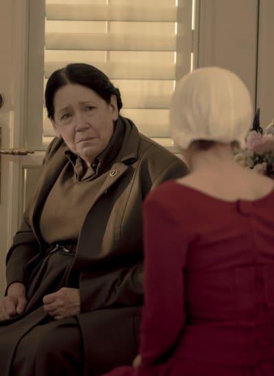 Aunt Lydia Talks with Janine - The Handmaid's Tale Season 3 Episode 4