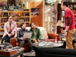 Sheldon Gets Shut Out - The Big Bang Theory