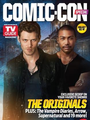 The Originals TV Guide Cover