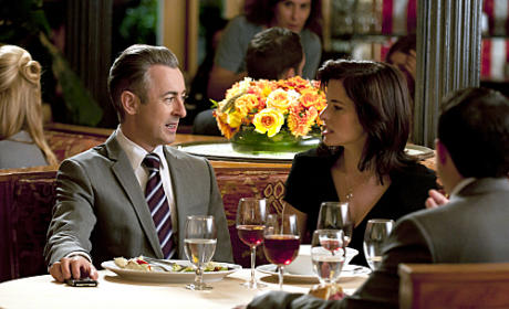 Parker Posey on The Good Wife