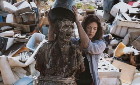 This Looks Familiar - The Walking Dead Season 9 Episode 4