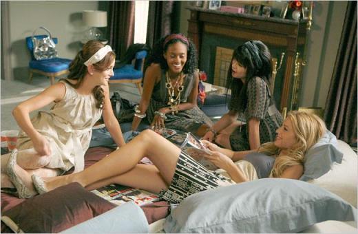 Gossip Girl Girl-Fest