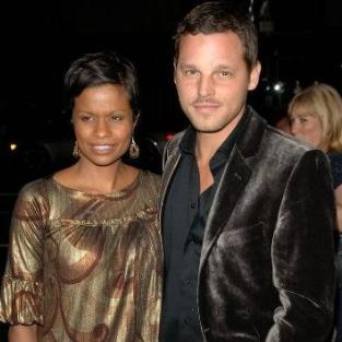 Keisha and Justin Chambers
