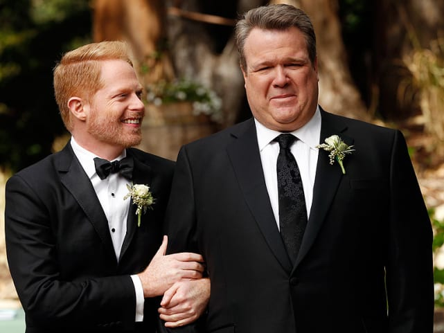 Mitch and Cam, Modern Family