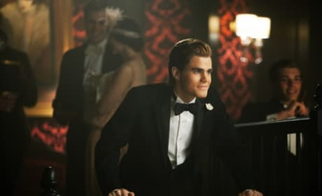 Stefan in the 20s