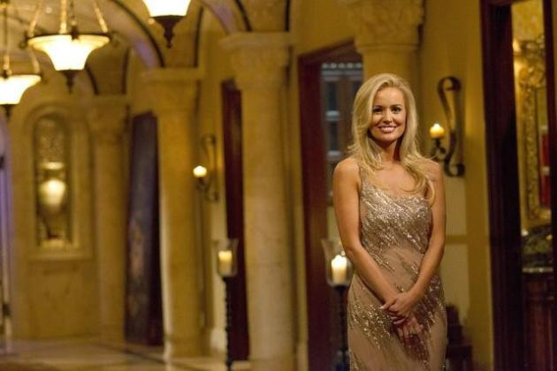 Emily Maynard as The Bachelorette