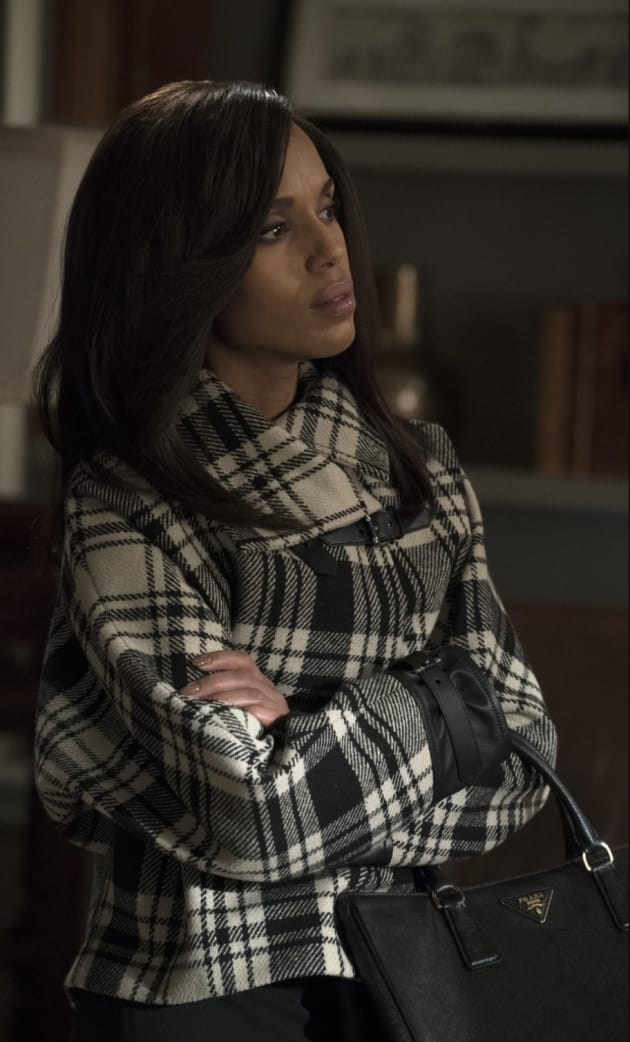 Olivia Meets Cyrus - Scandal Season 7 Episode 11