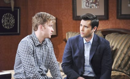 Days of Our Lives Shake-Up: Freddie Smith and Chandler Massey Fired