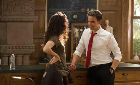 A little flirting? - The Magicians Season 2 Episode 9