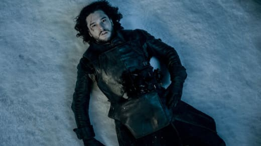 Dead Jon Snow? - Game of Thrones
