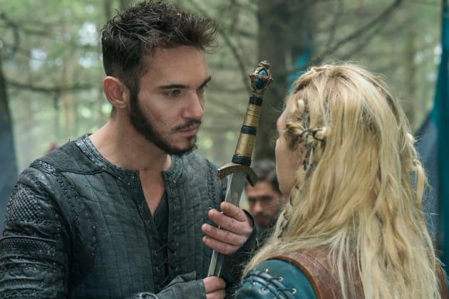 Sword - Vikings Season 5 Episode 9
