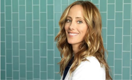 Grey's Anatomy's Kim Raver Responds to Teddy Backlash, Asks Fans to Be Patient