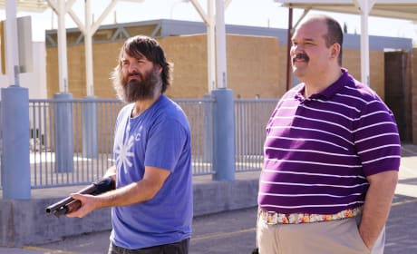 Tandy and Todd - The Last Man on Earth Season 4 Episode 11
